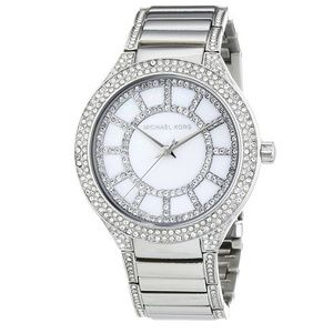 New Michael Kors MK3311 Quartz of Pearl Dial 38mm